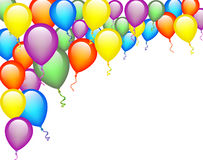 Colorful Balloon Background Royalty Free Stock Photo