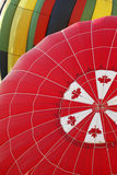 Colorful balloon canadian red Royalty Free Stock Photography