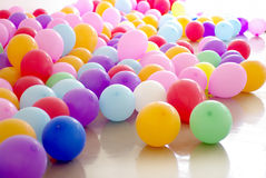 Colorful balloon Royalty Free Stock Photos