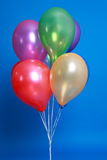 Colorful balloons Stock Photos