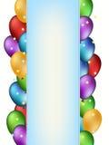 Colorful balloons Royalty Free Stock Photos
