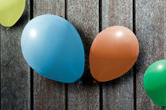 Colorful balloons, Royalty Free Stock Photography