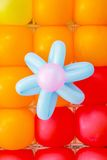 Balloons Decoration Royalty Free Stock Photography