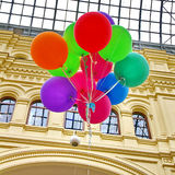 Colorful balloons Royalty Free Stock Photo