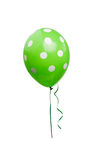 colorful balloons isolated Royalty Free Stock Photo