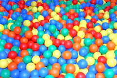 Colorful balls stock images