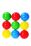 Colorful Balls Royalty Free Stock Images