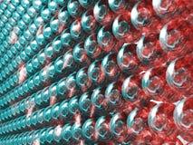 Colorful balls. Colorful shining balls background. Illustration made on computer vector illustration