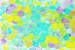 Colorful balls background Royalty Free Stock Photo
