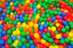 Colorful balls background Royalty Free Stock Photography