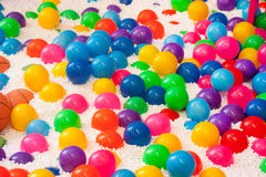 Colorful Balls Background. Stock Photos