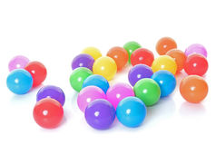 Colorful balls for dog or child Royalty Free Stock Photos