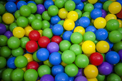 Colorful balls Stock Image