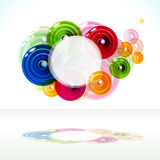 Colorful banner Royalty Free Stock Image