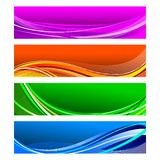 Colorful Banner Royalty Free Stock Photo