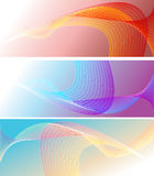 Colorful banner Royalty Free Stock Images