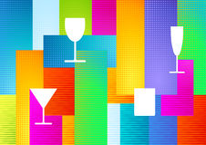 Colorful Bar Stock Photography
