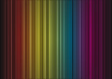 Colorful bars Royalty Free Stock Image