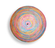 Colorful basket Royalty Free Stock Photography