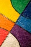 Colorful basketball Stock Photo