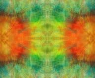 Colorful batik fabric abstract Royalty Free Stock Photography