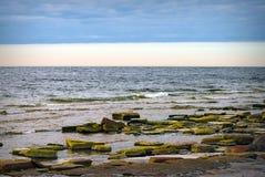 Colorful beach Stock Photo