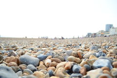 Colorful beach stones Royalty Free Stock Photos