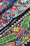 Colorful bead bracelet Stock Image