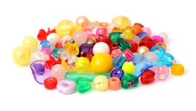 Colorful bead Stock Photos