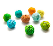 Colorful beads in Stock Photography