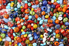 Free Colorful Beads Royalty Free Stock Photography - 3388917