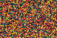 Colorful beads. The Colorful beads for background Stock Photos