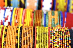 Colorful Beads Royalty Free Stock Images