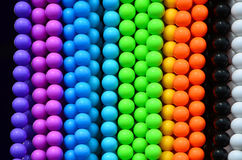 Colorful beads. Royalty Free Stock Photo