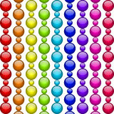 Colorful beads Royalty Free Stock Photography