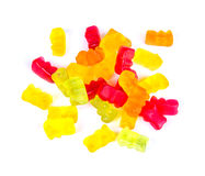 Colorful bears gum Royalty Free Stock Photos