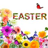 EASTER. Spring holiday Stock Images