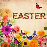 EASTER. Spring holiday Stock Photo