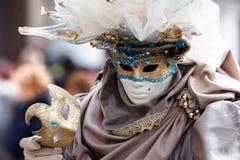 Colorful and Beautiful Venice Mask, Venezia, Italy royalty free stock photography