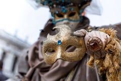 Colorful and Beautiful Venice Mask, Venezia, Italy royalty free stock photo