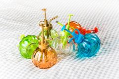 Colorful Beautiful Watering Royalty Free Stock Images