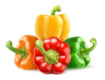 Free Colorful Bell Peppers Royalty Free Stock Image - 123160106