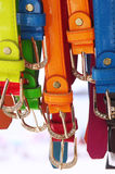 Colorful Belts Stock Photos