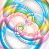 Colorful big lollipop candy background Royalty Free Stock Photography