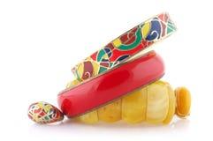 Colorful bijou Stock Photo