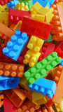 Colorful Binding Bricks Royalty Free Stock Photo
