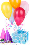 Colorful Birthday Decor Royalty Free Stock Photo