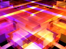 Colorful blocks royalty free stock photography