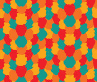 Colorful Blots Pattern Royalty Free Stock Photos