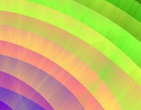 Colorful blur. Digital  background - fractal Colorful blur Royalty Free Stock Images